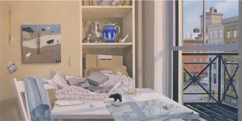 Barbara Kassel-芭芭拉·卡塞爾的窗台.窗裡.窗外窗邊的故事。。。 - milk  - ☆ Milk ☆ 平平。淡淡。也是真。